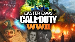 TODOS los EASTER EGGS Y SECRETOS de WW2! Call of Duty WWII - Infuser