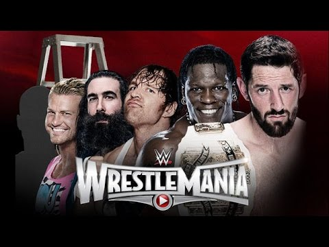 WWE 2K15 WrestleMania 31 - Intercontinental Ladder Match