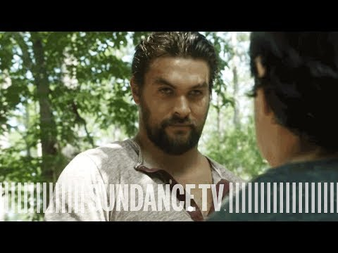 THE RED ROAD   2014  Jason Mamoa TV Series