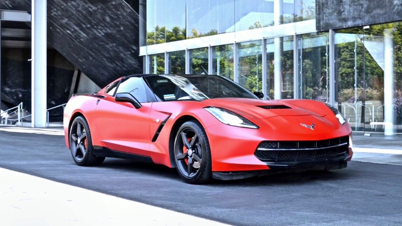 a front california services in stingray rental car rent corvette angeles los