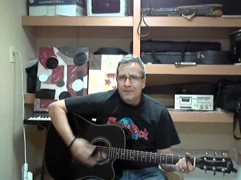 Ramblin Fever Merle Haggard Acoustic Cover Youtube