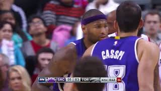 Boogie Cousins highlights- hope you make it back to allstar status