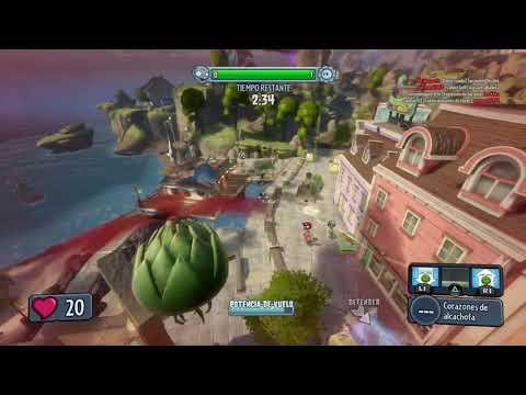 Planta vs Zombi GW 1 parte # 4