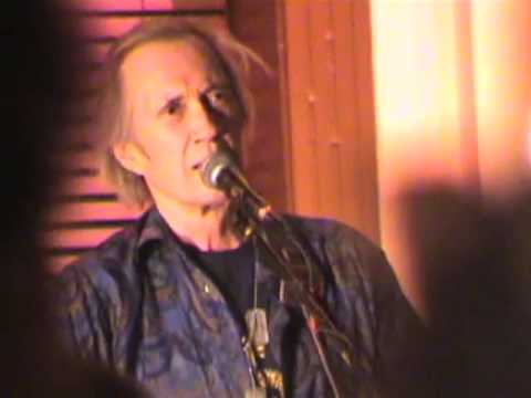 David Carradine and Soul Dogs band