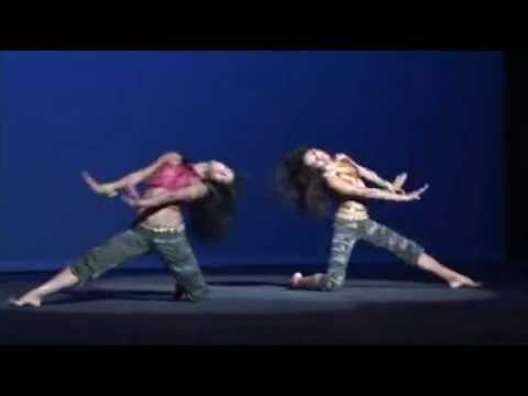 AMNA's Dance Choreography to Love The Way You Lie - with NDM student Klemen Franco