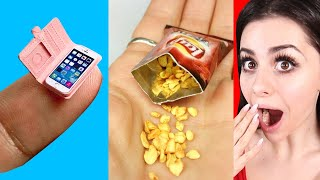 Amazing REAL MINI THINGS That WIll Blow Your Mind !