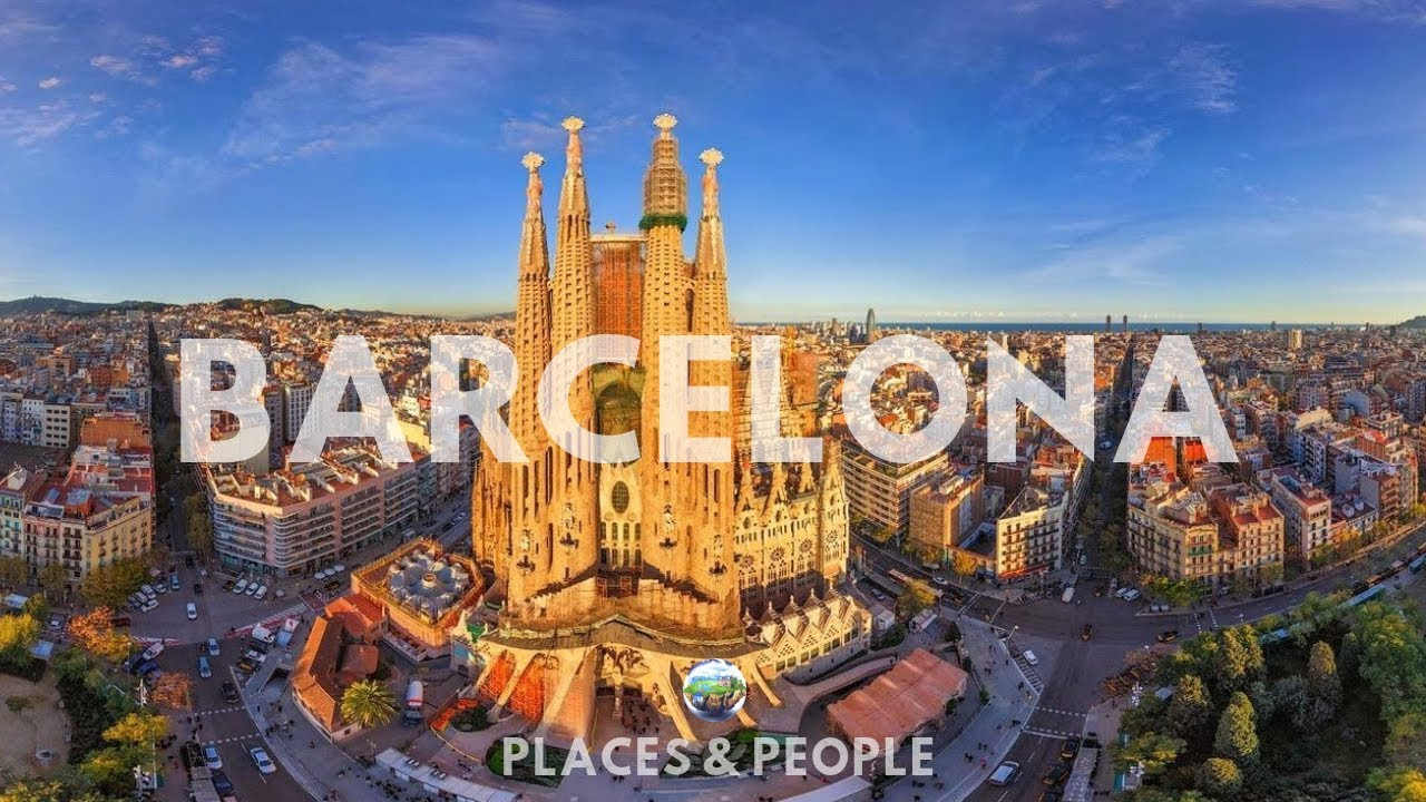 Barcelona spain hd youtube for Watches of spain