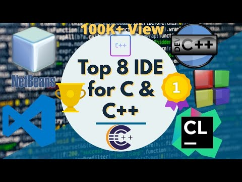 Top 8 IDE For C/C++