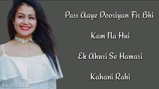 Download Hamari Adhuri Kahani - Neha Kakkar | New Version