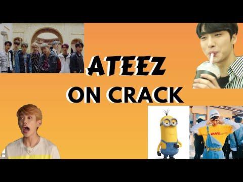 ATEEZ ON CRACK : Who is Ateez?