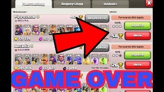 THE CLASH IS DEAD? || RIP CLASH OF CLANS ||