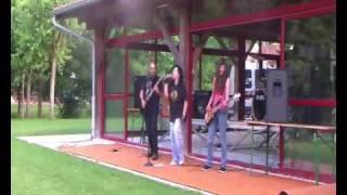 The Atomic Dead Chickens - R.A.M.O.N.E.S. (Motörhead) - Fête de la musique 09