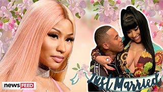Nicki Minaj Is MARRIED!