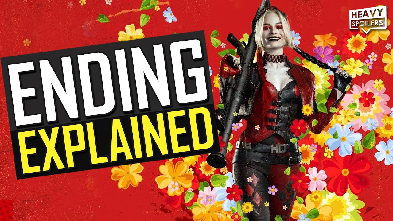 THE SUICIDE SQUAD Ending Explained | Full Movie Review, Post Credits Scene Breakdown & Easter Eggs