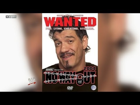 10 YEARS AGO EPISODE 70 - WWE NO WAY OUT 2004