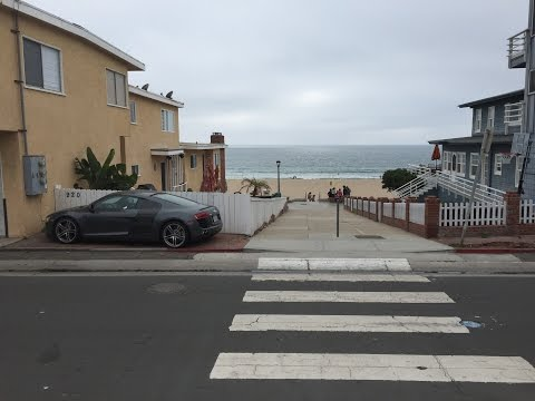 Manhattan Beach / California - Impressionen / Impressions - Los Angeles County Kalifornien