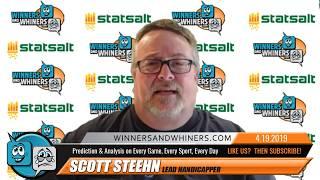 Portland Trailblazers vs Oklahoma City Thunder Prediction, 4/19/2019: Deep-3 Preview and Pick