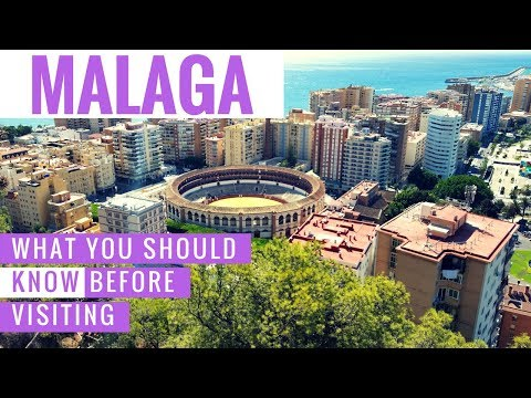 Malaga quick travel guide