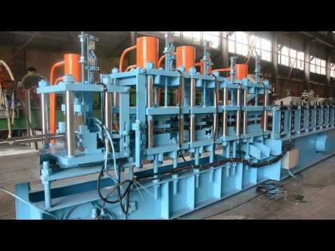 C Channe Purlin Roll Forming Machine