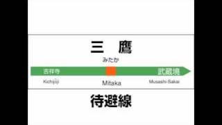 JR東日本 中央線快速 東京→高尾 発車メロディー thumbnail