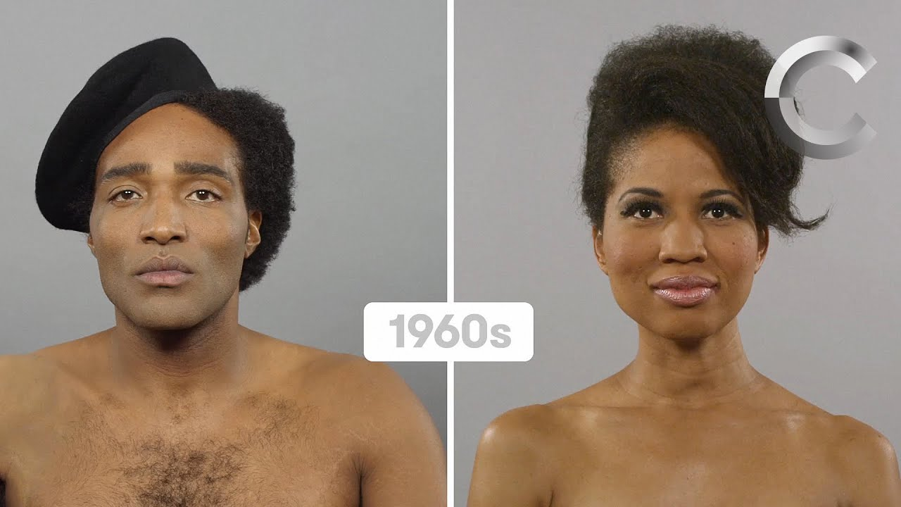 USA (Lester & Marshay) | 100 Years of Beauty - Ep 31 | Cut ...