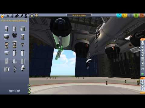The best VTOL - Kerbal space program