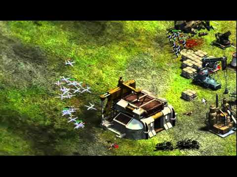 War Commander | 50 Wing Drones Attack