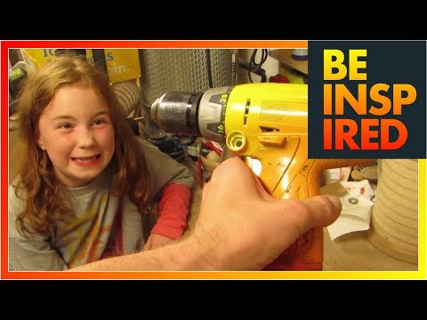 Cordless Drill - Adventures in the Workshop, Episode 02