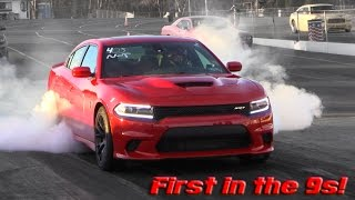 NEW - First Hellcat Charger in the 9s! FASTEST IN THE WORLD!