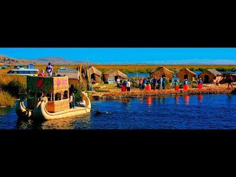 Lago Titicaca. Islas de Uros y Taquile