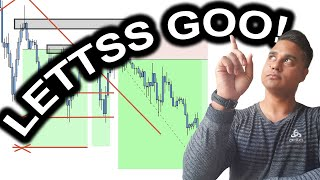 Testing My New Strategy - GBPUSD - EPIC RESULTS!