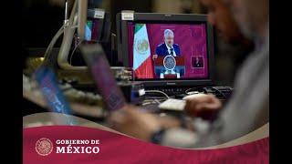 Zapętlaj #ConferenciaPresidente |Martes 22 de octubre de 2019 | Gobierno de México