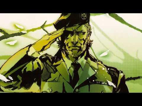Metal Gear Solid 3: Snake Eater OST - Snake Eater [Extended]