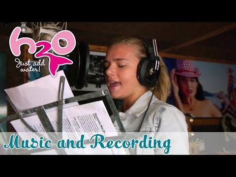 H2O: Just Add Water - Behind the scenes: Music and Recording