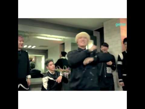 GOT7 youngjae funny dance