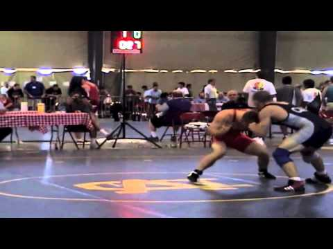 2007 Sunkist Open: 66 kg Cary Kolat vs. Ryan Weicker