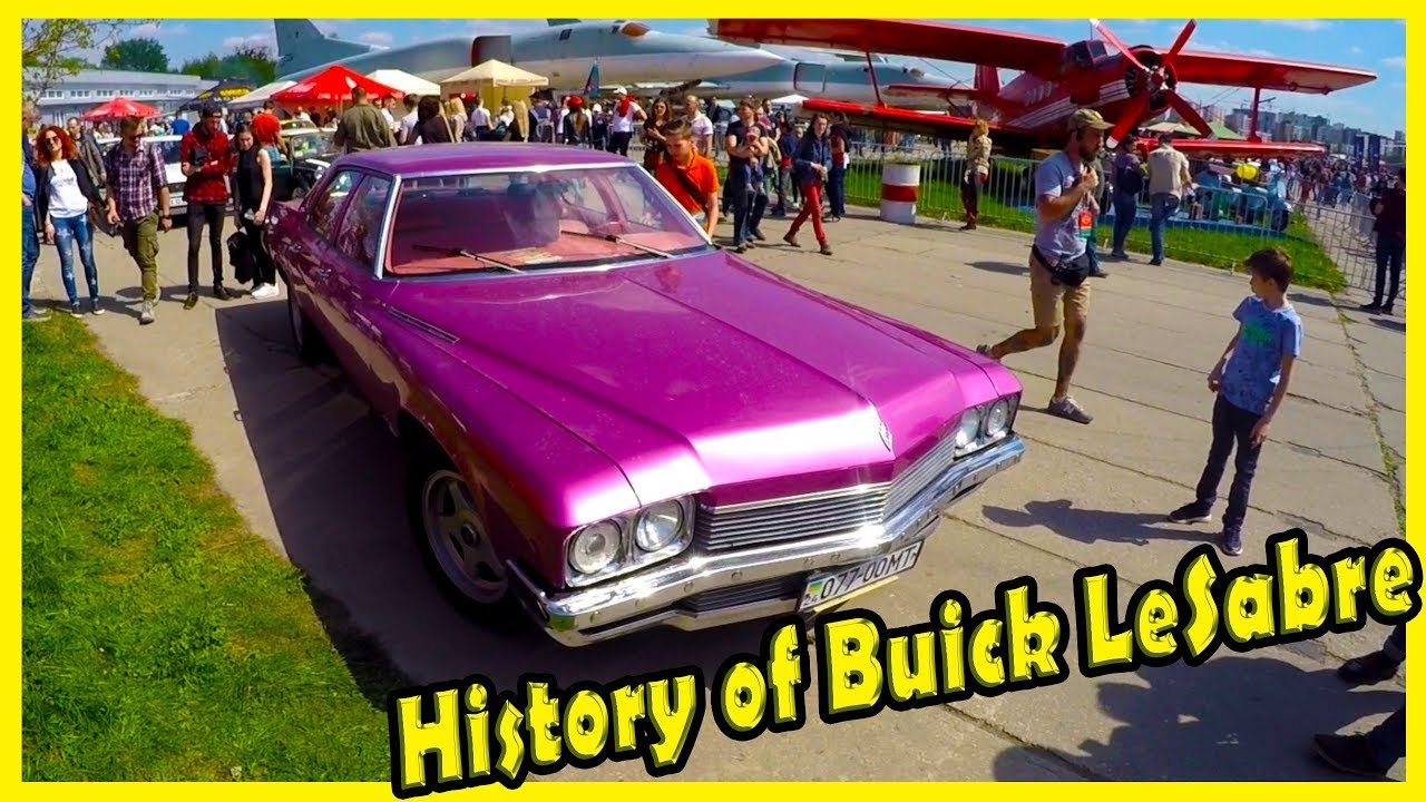 History Of Cars Buick Lesabre 1972 Coolest American Cars From The