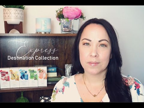 Express Perfume | Destination Collection | Perfume Review