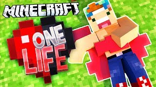 I DIED ALREADY? | One Life SMP #2
