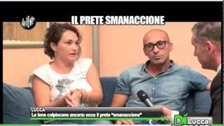 """Le Iene colpiscono ancora: ecco il prete """"smanaccione"""" - Dì News - 2 ottobre 2014"""