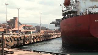 Navios Meridian arrives at Port Kembla