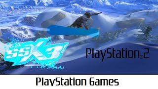 SSX 3 (Quick Gameplay) Playstation 2
