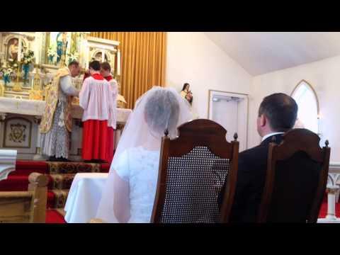 Traditional Catholic Wedding