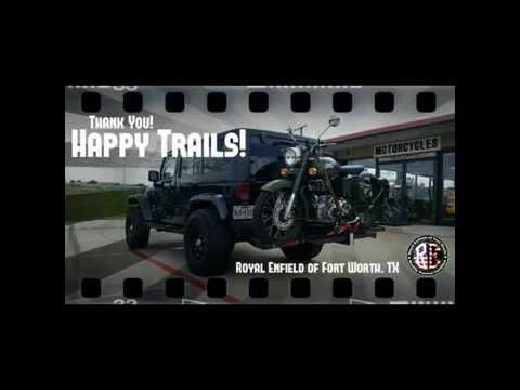 Ready Set Adventure - Royal Enfield of Fort Worth - 2016 RE C5 Military - Hungry For Trails