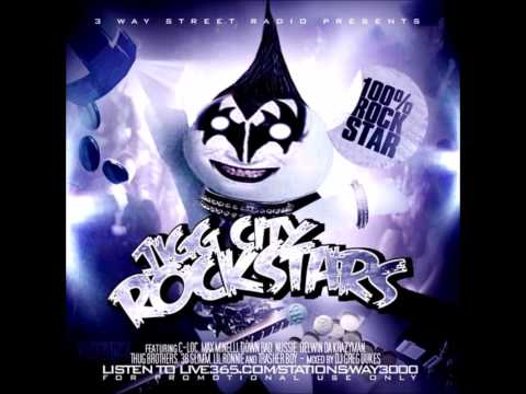 JIGG CITY ROCK STARS (FULL CD)