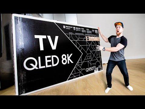 8K Телевизор Наконец то!