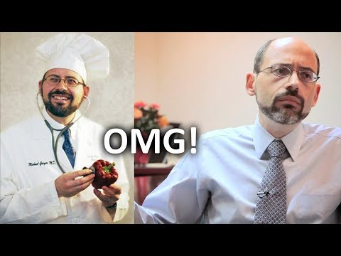 OH MY GREGER - Top 10 Dr. Michael Greger Moments
