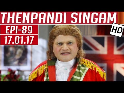 Thenpandi Singam | Epi 89 | 17/01/2017 |...