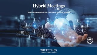 """Hybrid Meetings by NH – """"The impact of digital transformation within the new tourism scenario"""""""