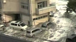 Japan Earthquake & Tsunami Fukushima Nuclear Destruction March 11 2011 Footage Amateur Video